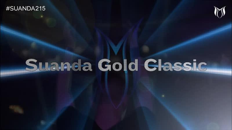 Suanda 215 Mike Sanders Kajo Suanda Gold Classic