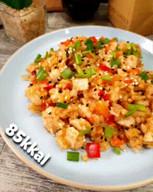 id_20626 Рис с овощами и курицей 😋  Автор: pp_foopro  #gif@bon