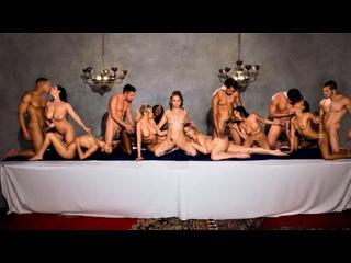 Tori Black, Mia Malkova, Vicki Chase, Kira Noir, Ana Foxxx, Abella Danger, Jessa Rhodes, Angela White - After Dark Part 5