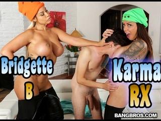 Bridgette B, Karma RX Нежный секс  [Трах, all sex, porn, big tits , Milf, инцест, порно blowjob brazzers секс анальное]