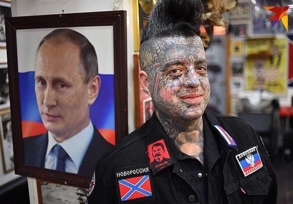В Москве живёт самый патриотичный патриот всех времён, который приехал покорять столицу из США Крутой