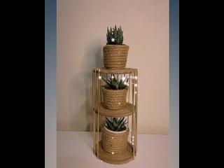 Красивая идея декора