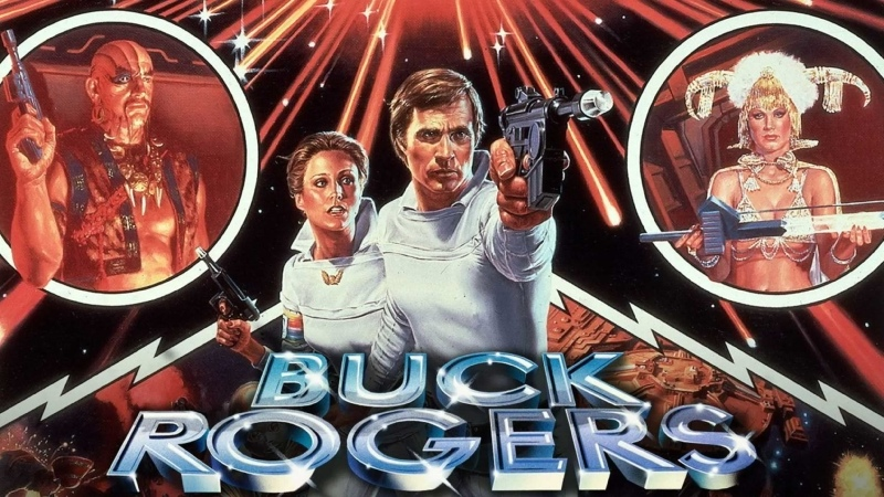 VHS Forever Бак Роджерс в двадцать пятом столетии 1979 сериал 1 сезон