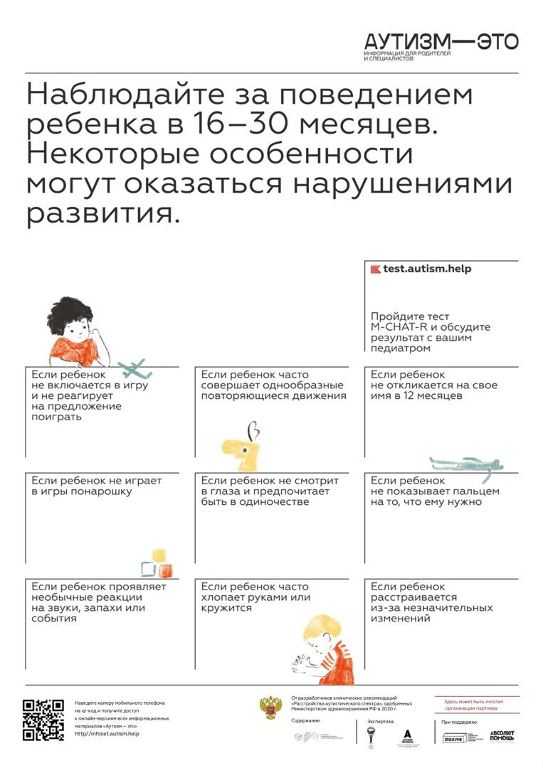 Сегодня отмечается Всемирный день информирования об аутизме