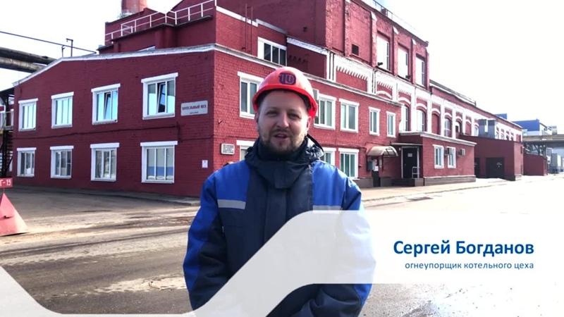 Поздравляет с 8 марта Сергей Богданов