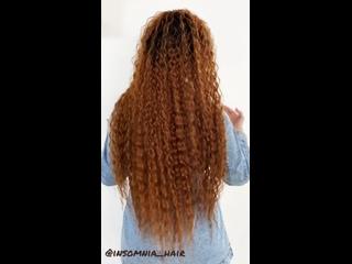 Афролоконы Калуга   Insomnia Hair   Наращивание волос