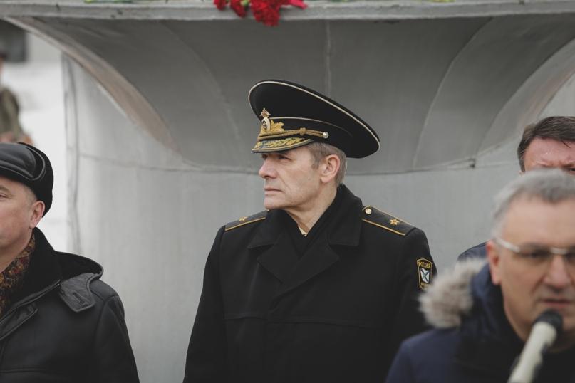 В Нижнем Новгороде отметили День моряка-подводника, изображение №4