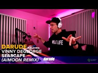 DARUDE играет Vinny DeGeorge - Seascape (Aimoon Remix)