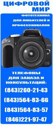 Цифровой Мир, Казань, Россия