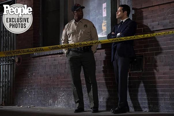 Первые кадры детективного триллера «Мелочи»