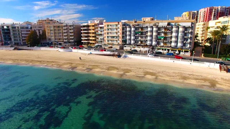Профессиональная аэро фото и видеосъёмка с дрона в Испании 4K ULTRA HD высокого разрешения