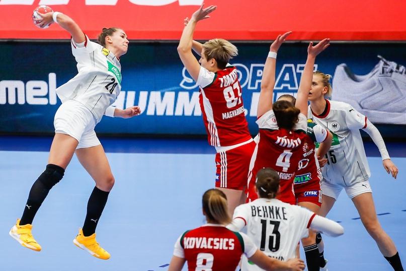 ЧЕ-2020. Норвежки уже в полуфинале. Хорватки тест на стойкость не прошли, изображение №2