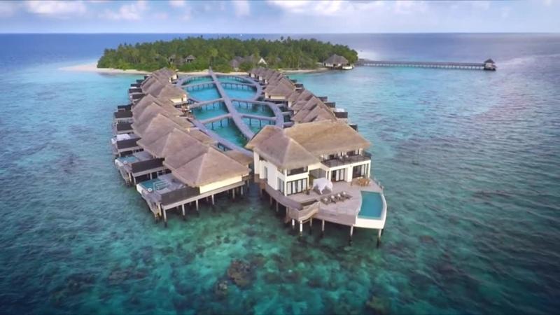Outrigger Konotta Maldives 5 ⭐️