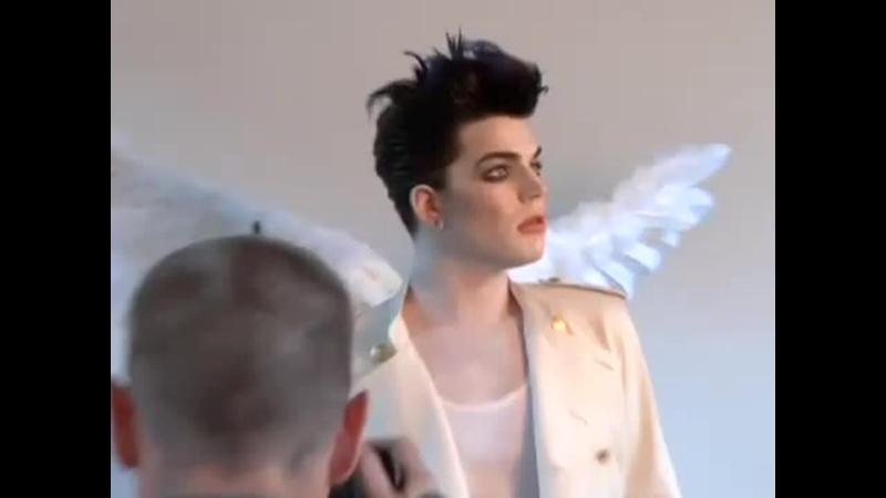2010 04 30 Adam Lambert Describes His Look in 10 Words or Less