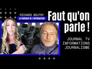 Ema Krusi : Richard Boutry Les coulisses de l'information