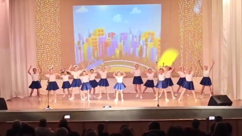 Город танцует Импульс