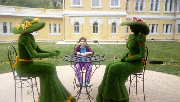 Наталья Храмоина, Москва, Россия