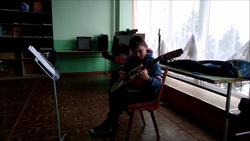 Томеску Егор Во саду ли в огороде