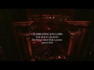 DEEP PURPLE AND FRIENDS - CELEBRATING JON LORD (2014)