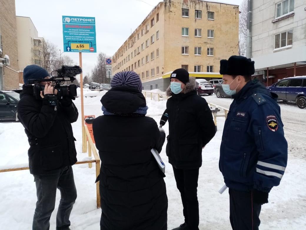 Госавтоинспекция Петрозаводскапродолжает проверки