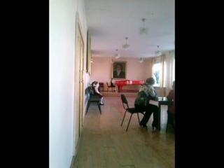 Академический концерт у Лизочки в музыкальной школе (2 класс). Менуэт, Вальс, Этюд