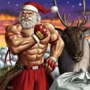 Персональный фотоальбом Santa Claus