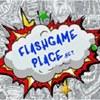 Онлайн-игры бесплатно FLASHGAMEPLACE.net