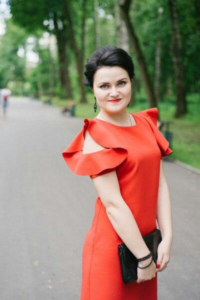 Анастасия Колушова, Москва, Россия