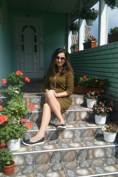 Наташа Коба, Украина
