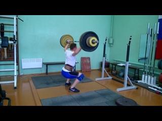 Дмитрий Масленков-01 г/р-рывок с виса-120 кг.