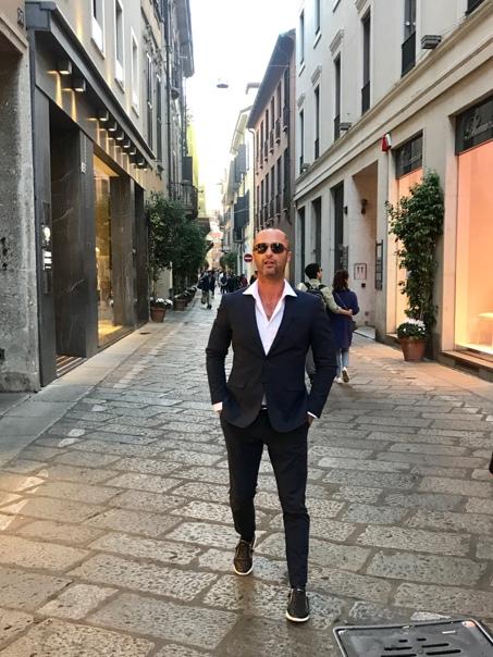 Luigi Fumagalli, Milano, Италия