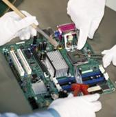 Чистка стационарного компьютера от пыли с заменой термопасты