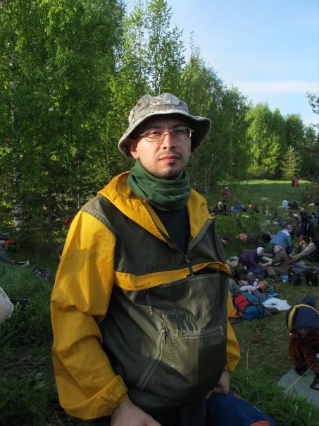 Михаил Балеевских, Екатеринбург, Россия