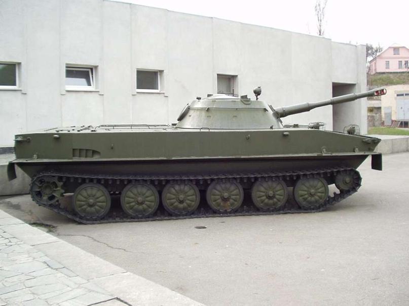 ТАНК ПТ-76, изображение №8