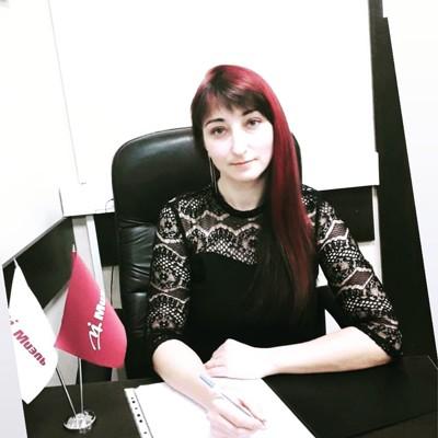 Мария Воробьева