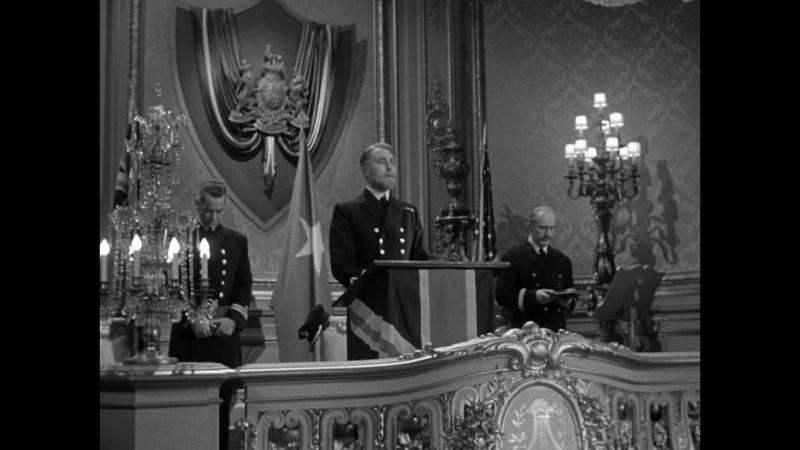 Клифтон Уэбб в фильме Титаник. (Драма,мелодрама,исторический,США,1953)