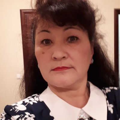 Галина Кадочникова