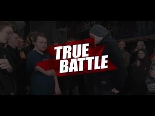 #TRUEBATTLE III: 1/8 – АКСТИСЬ VS LEVANNO (TEASER)