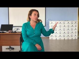 Школа видео «НовоМедиа». Мастер-класс  Алины Масловой
