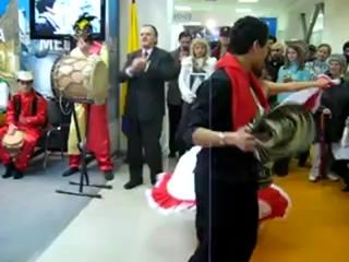 Viva, Colombia !