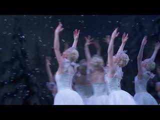 Вальс снежных хлопьев, Щелкунчик - 2018 - Royal Ballet, #урокиХореографии