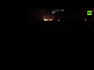 Сторонники Атамбаева штурмуют резиденцию бывшего президента Киргизии