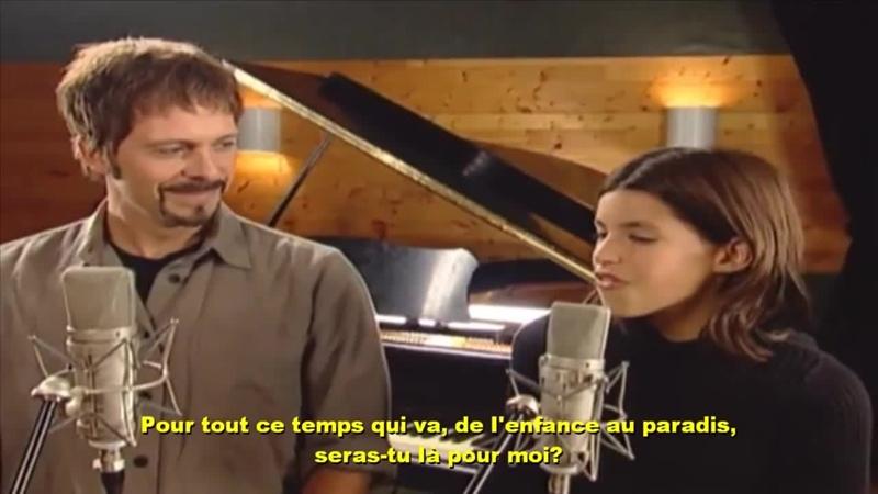 Marilou et Gino Quilico - Je serai là pour toi (La Bionda - There for me)