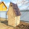 Дачные туалеты, хозблоки, лет. душ.  Новосибирск