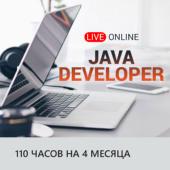 Live Online Java Developer