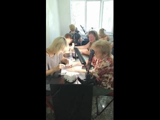 Обучение ногтевому сервису в доме красоты ДежаВю.mp4