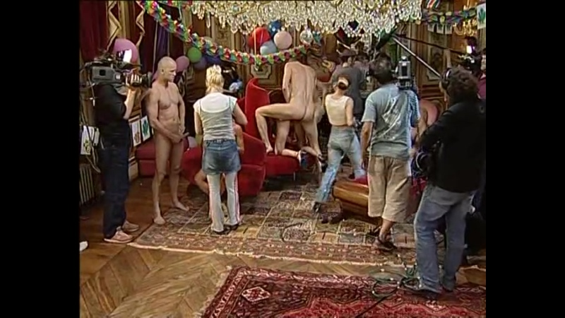 Съемки французской public sex, voyeur, backstage