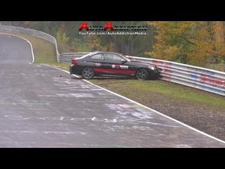 Nordschleife Highlights, Crash, Supercars  American Muscle! 04 11 2018 Touristenfahrten Nürburgring
