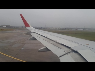 """Очень """"резвый"""" взлёт A320, SVO, Аэрофлот)"""