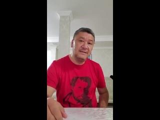Житель Казахстана, воспитанный в лучших традициях русской культуры, обратился к Путину и р